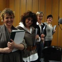 Nagranie studyjne 2011